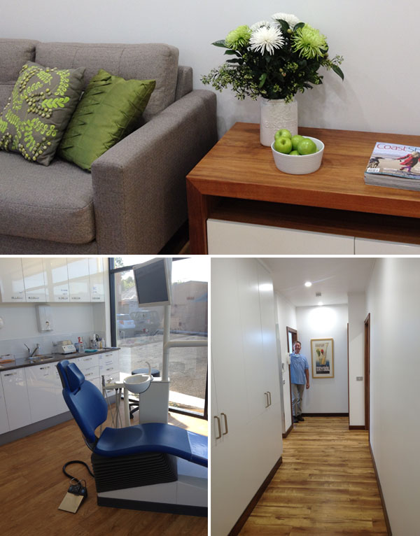 Photos of the premises at Pambula Village Dental Practice
